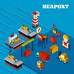 Aumenta el tráfico de carga portuaria en Latam