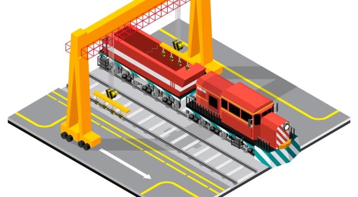 Inversiones trasandinas en ferrocarriles