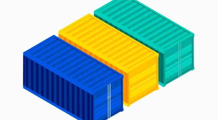 Reinventando el clásico contenedor